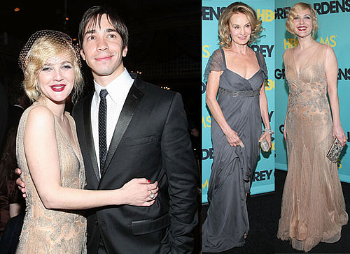 Photos Of Drew Barrymore, Justin Long, Jessica Lange, Jeanne Tripplehorn At Grey Gardens Premiere