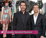 Photos From Terminator Salvation Premiere Featuring Christian Bale, Sam Worthington, Anton Yelchin, Ben McKenzie, Eric Dane