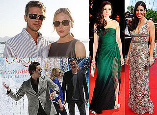 Photos From The Weekend At 2009 Cannes Film Festival Including Ryan Phillippe, Rachel Weisz, Monica Bellucci, Jim Carrey, etc