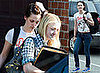 Photos Of New Moon's Kristen Stewart and Dakota Fanning Pre-Production On The Runaways. Are You Looking Forward To It?