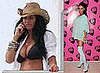 16/6/2009 Jordan aka Katie Price in Bikini on Holiday in Spain