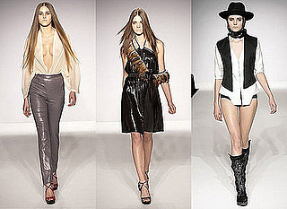 London Fashion Week A/W 2009: Bryce D'Anice Aime
