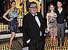 Alber Elbaz Parties at Lanvin Opening in London