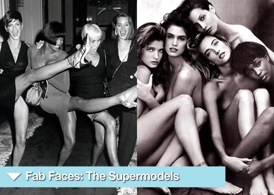 Photos of Supermodels