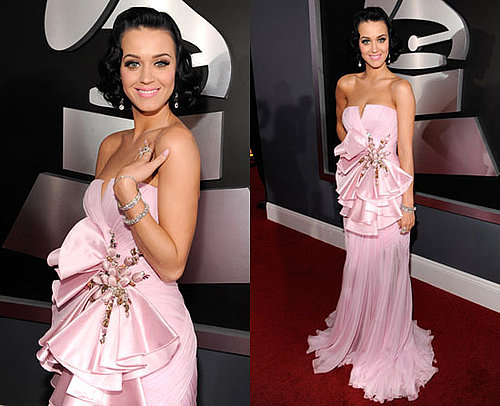 Grammy Awards: Katy Perry