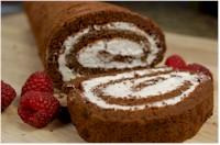 Chocolate Sponge Cake