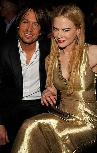Keith && Nicole at the Grammys 2009