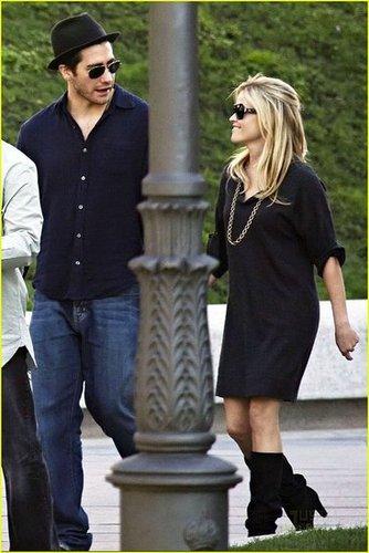 Reese & Jake in Madrid