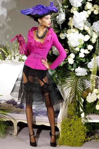 Christian Dior Fall 2009 Haute Couture