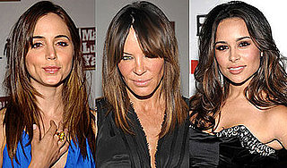 Eliza Dushku Hair, Robin Antin Hair, Josie Maran Hair