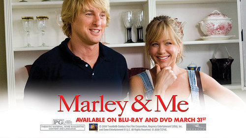 Bring Marley Home on Blu-ray and DVD!