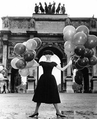 Audrey Hepburn fans - Funny Face heads up!