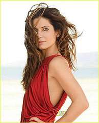 Sandra Bullock for Bazaar