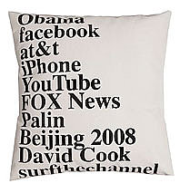 Google Pillows by Elodie Blanchard