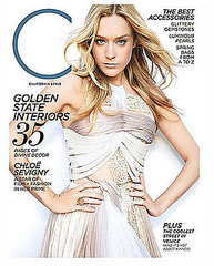 Chloe Sevigny for California Style may 2009