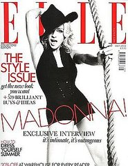 Elle UK covers