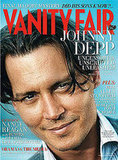 Gorgeous Johnny Depp does VF mag july 09
