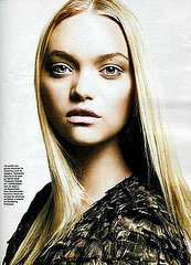 Gemma Ward does Marie Claire Spain-oct 08