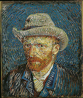 Front Page: Artist Van Gogh Didn't Cut Off His Own Ear