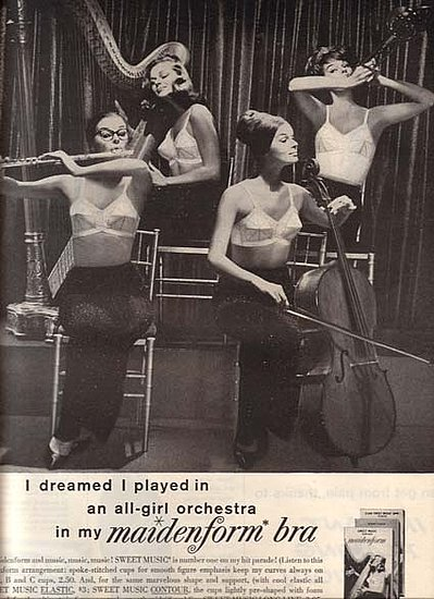 I Dreamed I Played in an All-Girl Orchestra