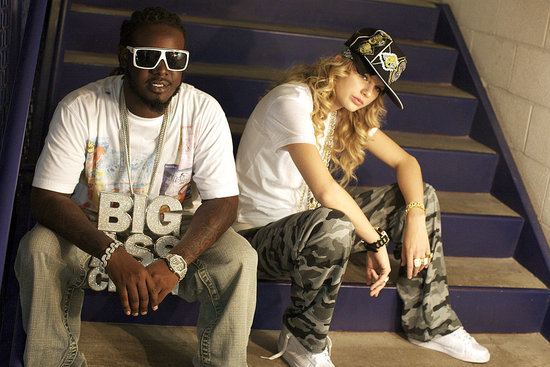 T-Pain and T-Swift