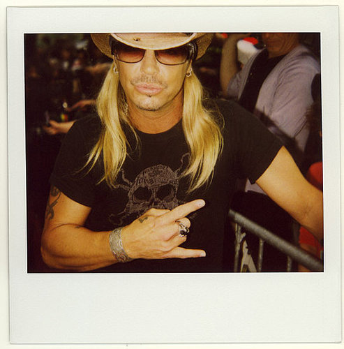 Say What? Bret Michaels Risks His Life For the Ladies