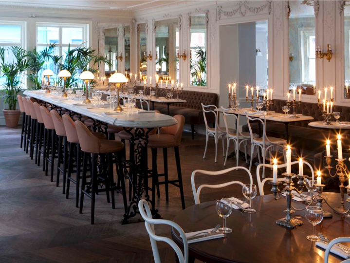 How-To: Steal Ideas From Stunning Restaurant Interiors