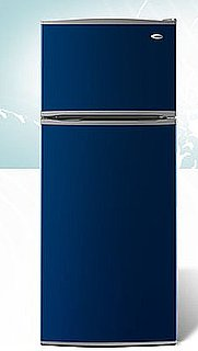 Cool Idea: Amana's Colorful Fridge Line