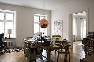 Found It! Copper Pendant Light