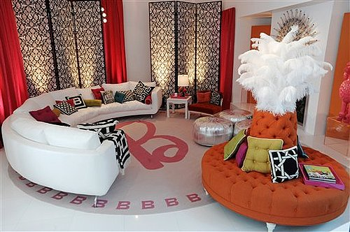 Get the Look: Barbie Dream House
