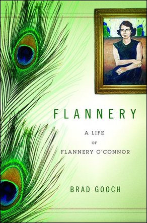 Flannery O'Connor is one of my favorite authors, and this biography by Brad Gooch examines the Southern author's life. Did you know she raised peacocks?