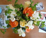 Simply Stated offers 10 flower arranging tips.