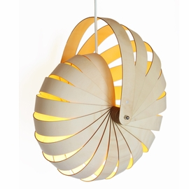 "There's nothing fishy about the Essenze Nautilus Pendant ($660); I wouldn't mind ""sea""ing it in my own home."