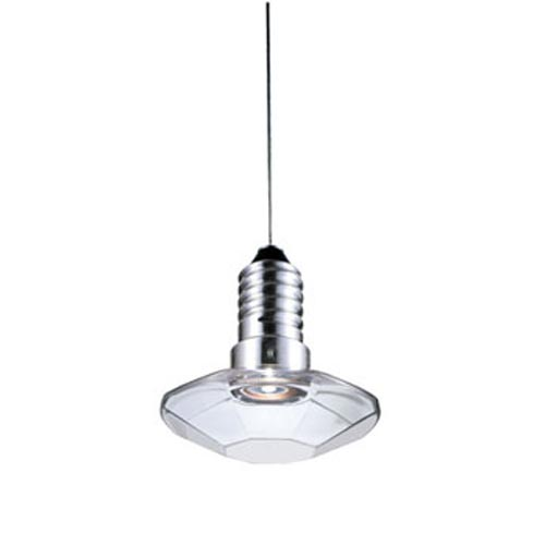 The Terzani Kristal Diam Pendant ($1,950) has quite the bulbous shape!