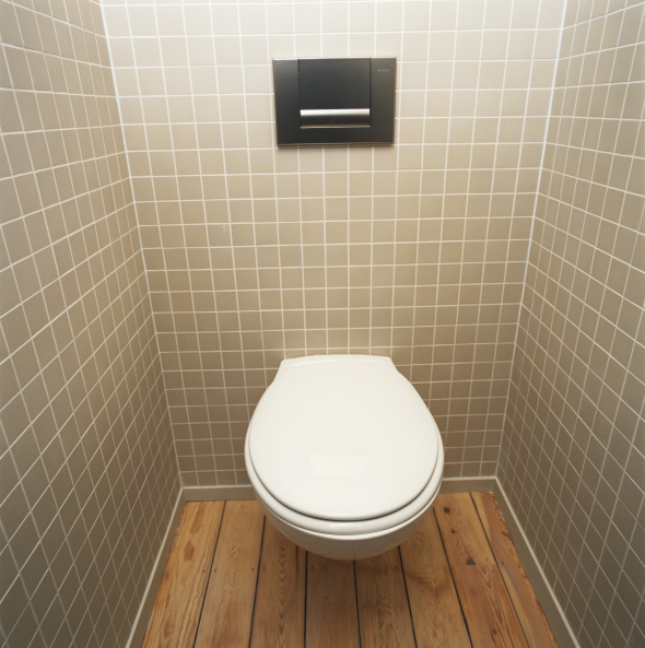 End idle water waste and learn to fix your running toilet.