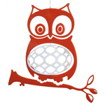 Pimp Your Crib: Hoot! Retro Owl Themed Decor