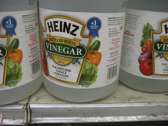 White Vinegar Is the All-Star Cleaning Ingredient