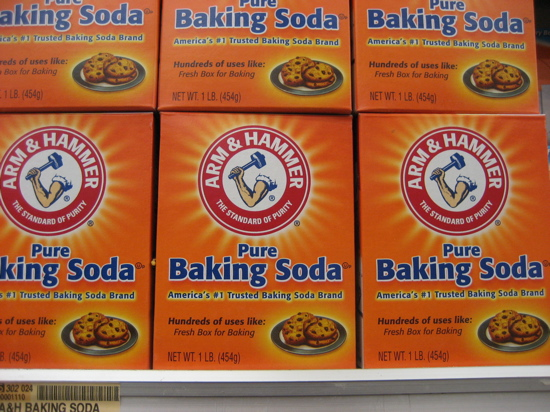 Multitask With Baking Soda