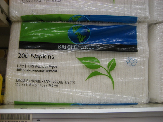 Buy Recycled Content Paper Products