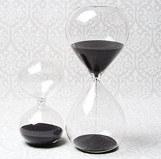 Do You Own an Hourglass?