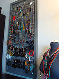 AT:Chicago guides you through the process of constructing this pegboard jewelry organizer.