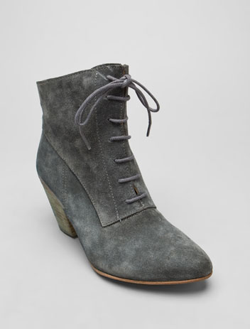 D.CO Split Bootie in Grey at Revolve Clothing - Free Shipping!