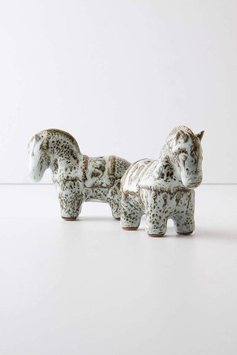 Miniature Horse Shakers - Anthropologie.com