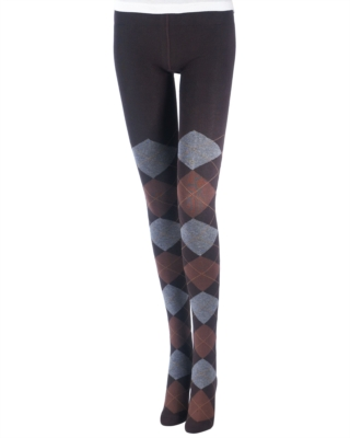 | Tights & Leggings | Argyle Sweater Tights