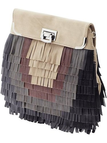 Women's shoes and accessories: Multi Color Fringe: Clutches and wristlets | Piperlime