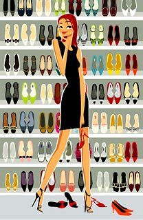 Sugar Shout Out: How To Walk In Heels
