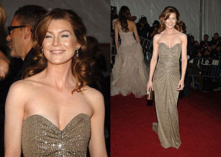 The Met's Costume Institute Gala: Ellen Pompeo