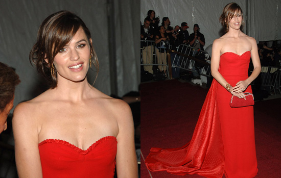 The Met's Costume Institute Gala: Jennifer Garner