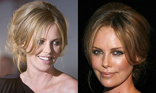 Sugar Shout Out: Charlize Theron's Mod Updo