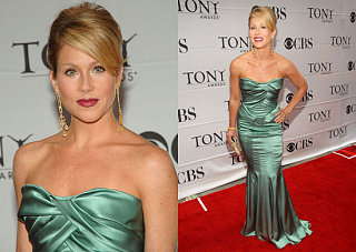 61st Annual Tony Awards: Christina Applegate